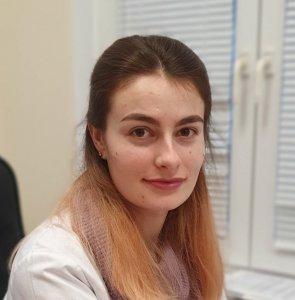lek. Kravets Ruslana